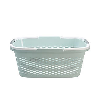 Large-Handled Lightweight Laundry Basket 29L alt image 7