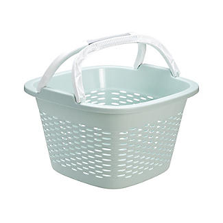 Large-Handled Lightweight Laundry Basket 17L alt image 10