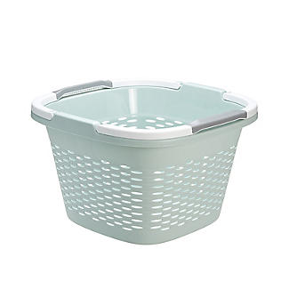 Large-Handled Lightweight Laundry Basket 17L