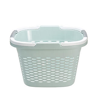 Large-Handled Lightweight Laundry Basket 17L alt image 6