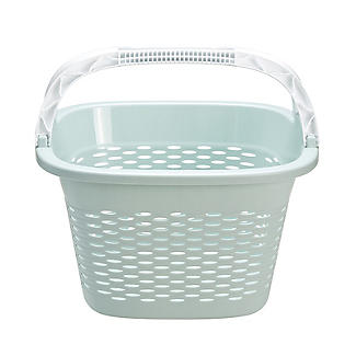 Large-Handled Lightweight Laundry Basket 17L alt image 8