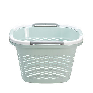 Large-Handled Lightweight Laundry Basket 17L alt image 9