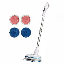 AirCraft Powerglide Cordless Hard Floor Cleaner and Polisher PGLIDEWHT