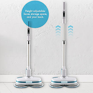 AirCraft Powerglide Cordless Hard Floor Cleaner and Polisher PGLIDEWHT alt image 6