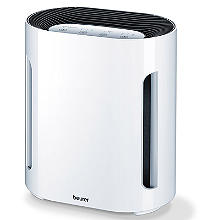 Beurer Compact Air Purifier with 3-Layer Filtration LR200-66003