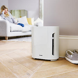 Beurer Compact Air Purifier with 3-Layer Filtration LR200-66003 alt image 2