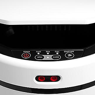 Touchless Vac-Can Motion Sensor Vacuum Kitchen Bin alt image 10