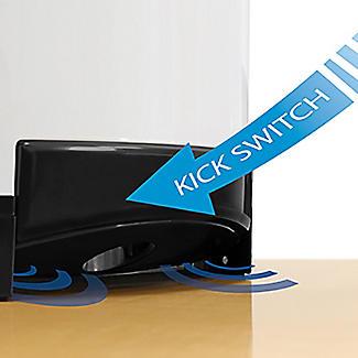 Touchless Vac-Can Motion Sensor Vacuum Kitchen Bin alt image 3