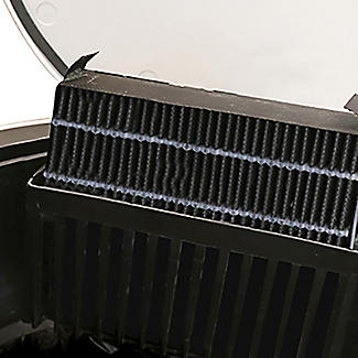 Touchless Vac-Can Motion Sensor Vacuum Kitchen Bin alt image 7