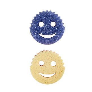 2 Scrub Mommy Sponges for Washing-Up and Cleaning alt image 5