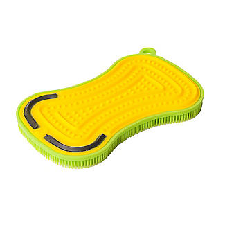 Kochblume Scrubby Plus 3-in-1 Stay Clean Scrubber (Colour May Vary)