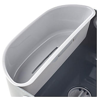 Lakeland Clever Portable Washing Up Bowl with Knife Drainer alt image 4