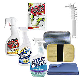 Lakeland Bathroom and Shower Cleaning Bundle