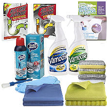Lakeland Kitchen and Bathroom Cleaning Bundle
