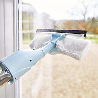 Lakeland Window 2 in 1 Spray Mop and Glass Cleaner Bundle alt image 2