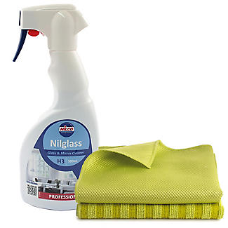 Summer 2019 Free Gift - Nilglass and Window Cleaning Cloths