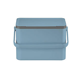 Eko Compost Caddy Titanium Blue 4L alt image 5