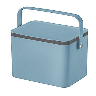 Eko Compost Caddy Titanium Blue 4L alt image 6