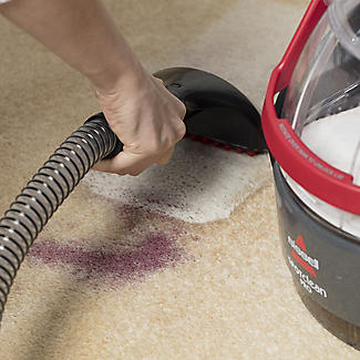 Bissell SpotClean Pro Emergency Stain Remover 1558E alt image 9