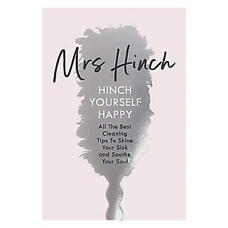 Hinch Yourself Happy Book by Mrs Hinch