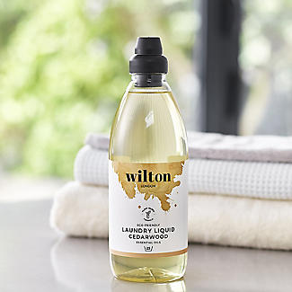 Wilton London Laundry Liquid 1L - Botanical Cedarwood alt image 2