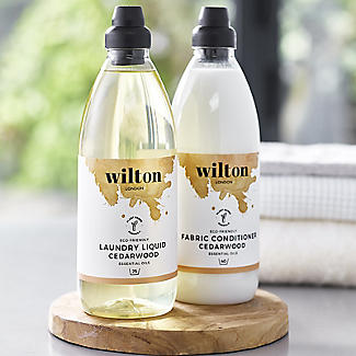 Wilton London Fabric Conditioner 1L - Botanical Cedarwood  alt image 4