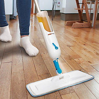 Lakeland Dual Chamber Hard Floor Spray Mop alt image 2