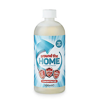 Around the Home Antibacterial Disinfectant Concentrate 500ml