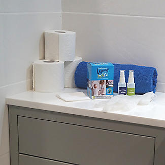 Bathroom WipeOut 365 Anti-Bac Liquid Guard Invisible Germ Barrier Kit  alt image 5