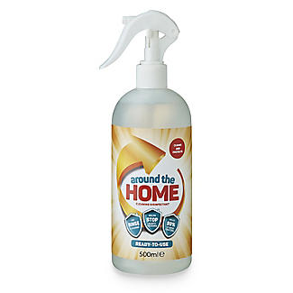 Lakeland Around the Home Cleaning Disinfectant Spray 500ml