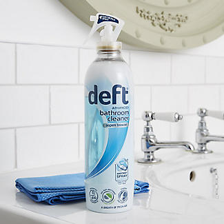 Deft Advanced Bathroom Cleaner Aspen Breeze 475ml. alt image 2