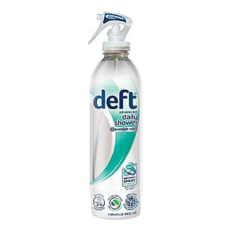 Deft Advanced Daily Shower Spray Savannah Rain 475ml.