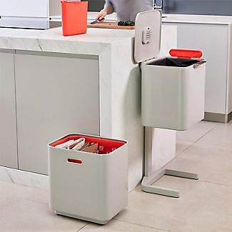 Joseph Joseph Totem Max Waste Recycling Unit - Stone 60L alt image 2
