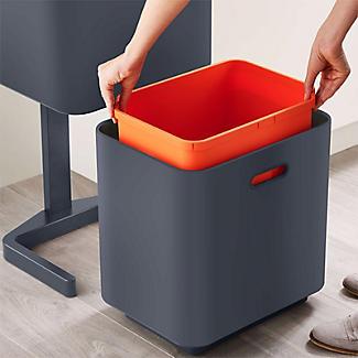 Joseph Joseph Totem Max Waste Recycling Unit - Graphite 60L alt image 3