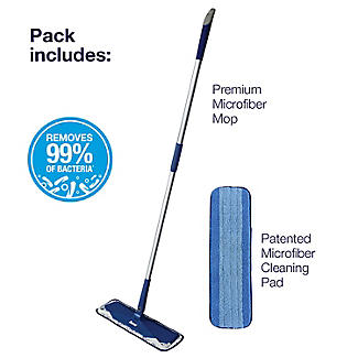 Bona Premium Microfibre Floor Mop for all Hard Floors alt image 3