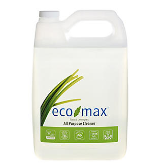 Eco-Max Natural Lemongrass All Purpose Kitchen Cleaner 4 Litre Refill