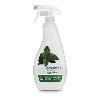 Eco-Max Natural Spearmint All Purpose Bathroom Cleaning Spray 710ml alt image 1
