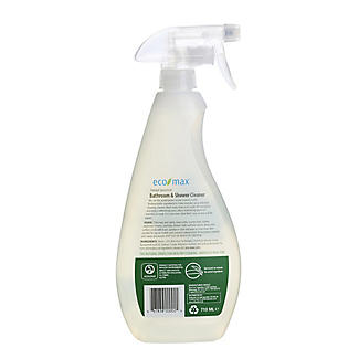 Eco-Max Natural Spearmint All Purpose Bathroom Cleaning Spray 710ml alt image 2