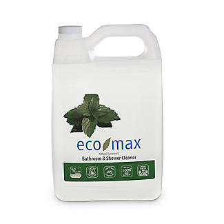 Eco-Max Natural Spearmint All Purpose Bathroom Cleaner 4 Litre Refill