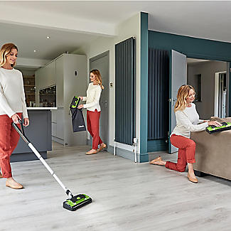 Gtech HyLite Compact Rechargeable Vacuum Cleaner 1-03-216 alt image 2