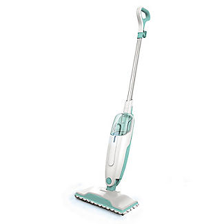 Shark Steam Mop White/Mint Green S1000UK