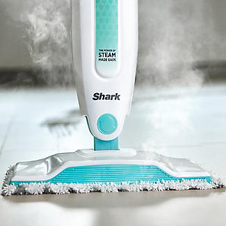 Shark Steam Mop White/Mint Green S1000UK alt image 5