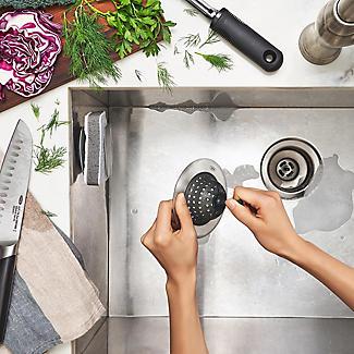 OXO Good Grips Kitchen Sink Strainer 11cm Dia. alt image 2