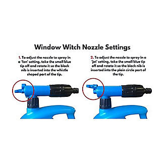 Wet & Forget Window Cleaner Spray 2L alt image 3