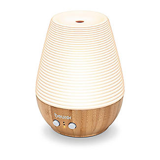 Beurer Aroma Diffuser with Colour-Changing Mood Lighting LA40