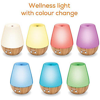 Beurer Aroma Diffuser with Colour-Changing Mood Lighting LA40 alt image 3