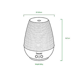 Beurer Aroma Diffuser with Colour-Changing Mood Lighting LA40 alt image 7