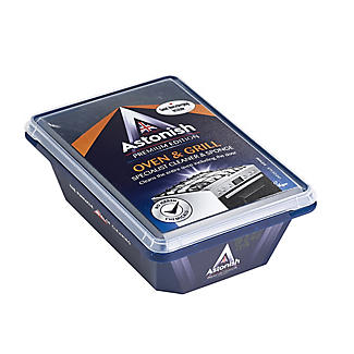 Astonish Oven and Grill Cleaner and Sponge 250g alt image 3