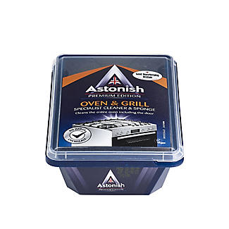 Astonish Oven and Grill Cleaner and Sponge 250g alt image 4
