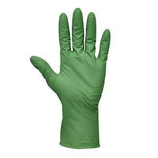 100 Large Biodegradable Disposable Nitrile Gloves